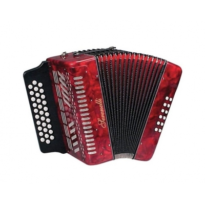 Serenelli Diatonische accordeon