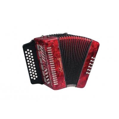 Serenelli Diatonische accordeon