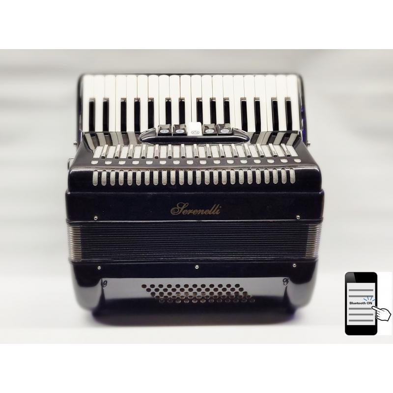 Zelfspelende accordeon Bluetooth