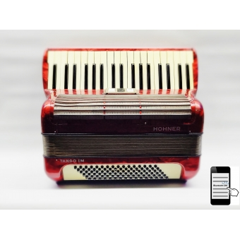 Zelfspelende accordeon Bluetooth